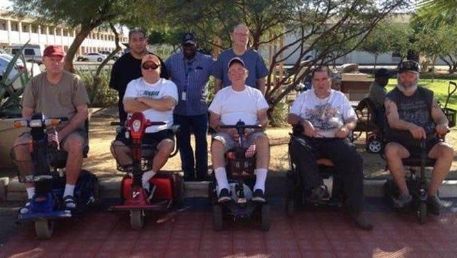 U.S. Vets-Phoenix provides permanent housing for many disabled veterans.