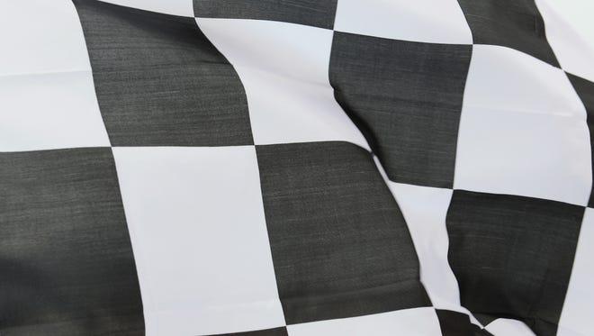 Racing logo.