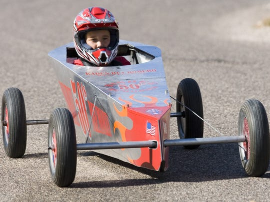 Bisbee's July 4 celebration begins with coaster races