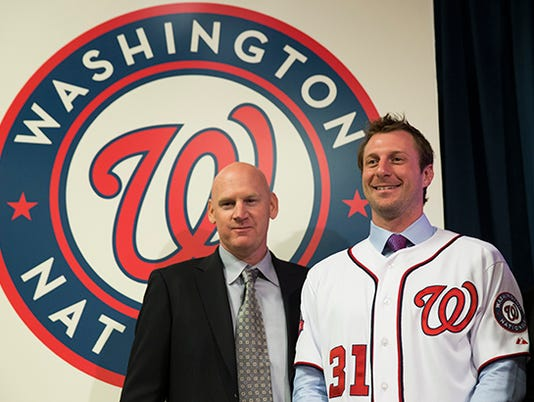 Max Scherzer, Matt Williams