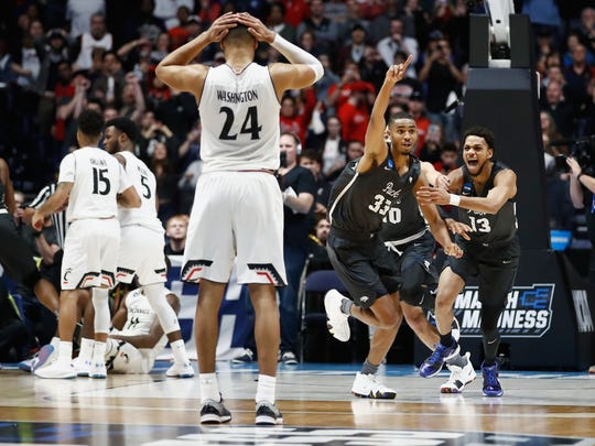 The Nevada men's basketball team is the favorite for