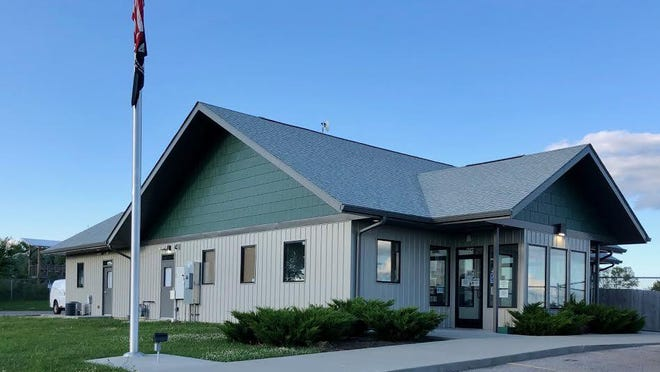 The Boone County Animal Services shelter at 4546 Squaw Prairie Road in Belvidere.