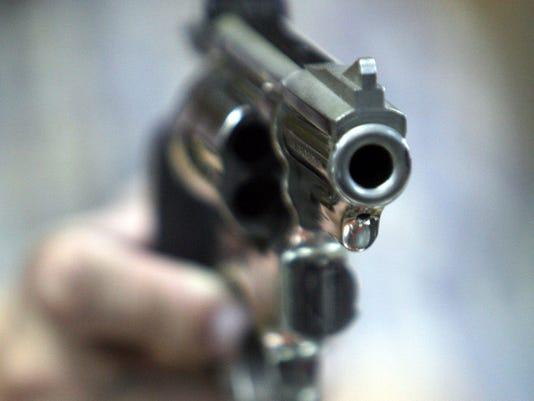 gun, handgun