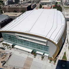Two months later, Milwaukee police still investigating property damage at new Bucks arena