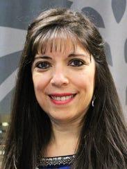 Laura Prine, new El Paso city clerk.