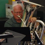 Marty Erickson of Lawrence Conservatory of Music will perform with the NEW Band on Oct. 25, 2015 at Marinette High School.