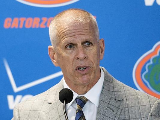 Florida Foley Retiring Football