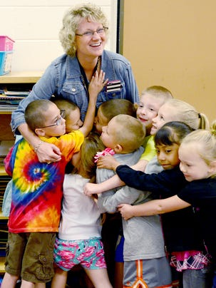 Central Elementary School kindergarten students attack