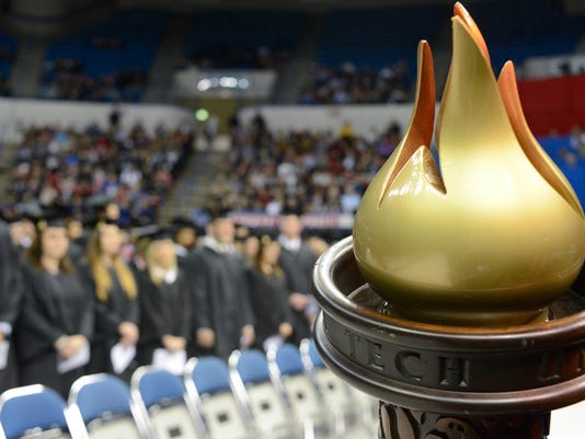 Fall Commencement 11/15/2014
