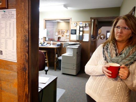 Tiny Claflin Kansas Comes To Aid Of Hometown Hero Jackie