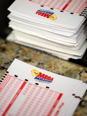 A winning Mega Millions Lottery ticket was sold in California, officials say.