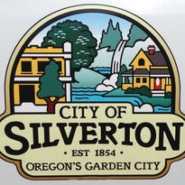 Official logo for the city of Silverton.