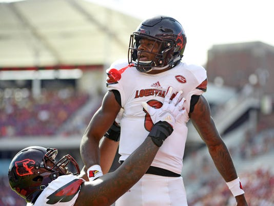 NCAA Football: Louisville at Florida State