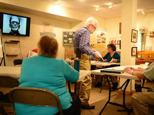Rae Tyson teaches memoir writing at Osher, the Rehoboth Beach Museum and Cadbury Senior Lifestyles.