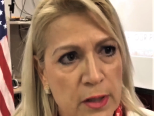 El Paso County Republican Party Vice Chairwoman Blanca