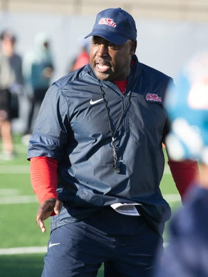 Wesley McGriff's first spring as Ole Miss' defensive coordinator concluded with Saturday's Grove Bowl.