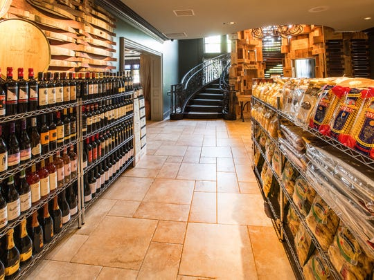 Store inside Cantoro Italian Trattoria in Troy is now