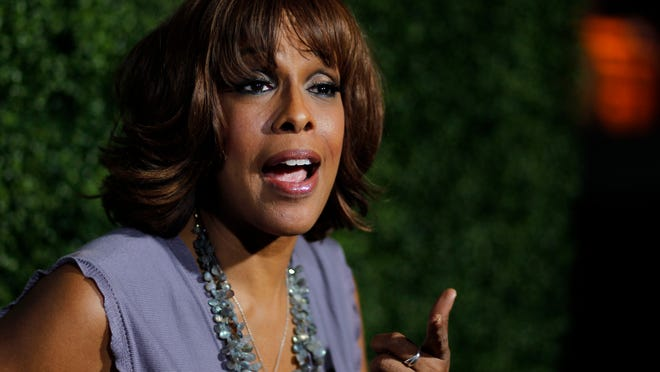 Journalist, magazine editor and author Gayle King is no stranger to busyness, with two full-time jobs and an overflowing calendar at all times.