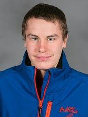 UW-Platteville junior Ian LaMere