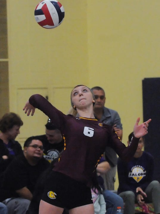 West Allis Central volleyball