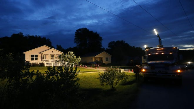"""Clauddinnea """"Dee Dee"""" Blancharde, 48, was found dead in her home on North Volunteer Way just north of Springfield earlier this month. Her daughter Gypsy is charged with first-degree murder in connection with her death."""