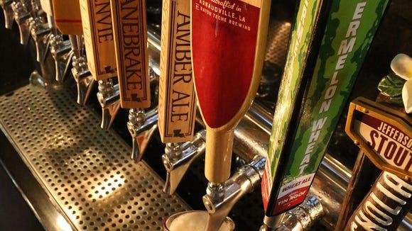 Ragin' Cajuns Genuine Louisiana Ale is now on tap.