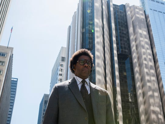 "Denzel Washington stars in ""Roman J. Israel, Esq."" The movie opens Nov. 22 at Regal West Manchester Stadium 13, Frank Theatres Queensgate Stadium 13 and R/C Hanover Movies."