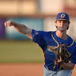 Oxford's Jason Barber started the game against Germantown Tuesday night at Germantown High School.