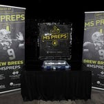 The MS Preps banquet was held Thursday evening, May 28, 2015, at the Jackson Convention Center in downtown Jackson, Miss.
