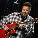 Vince Gill and the rest of the Time Jumpers will play a show at Ryman Auditorium on April 19.