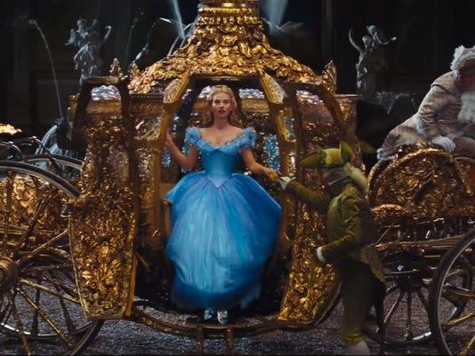 Web to Watch - Cinderella Trailer