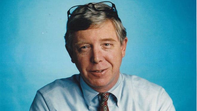 The News Journal John Taylor, shown here in 1991, left The News Journal in July 2005 to become executive director of the Delaware Public Policy Institute.