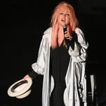 Lauper, Dixon, Keith inducted into Songwriters Hall of Fame