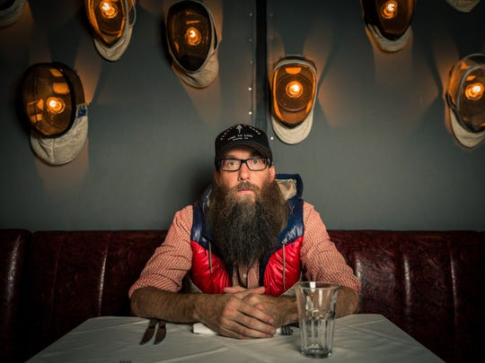 Crowder will headline Winter Jam at the Ford Center on Thursday.