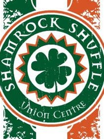 The Shamrock Shuffle is the major fundraising event for the the Community Foundation of West Chester and Liberty.