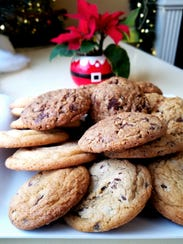 Christmas is time for cookies of all types. Jeannie