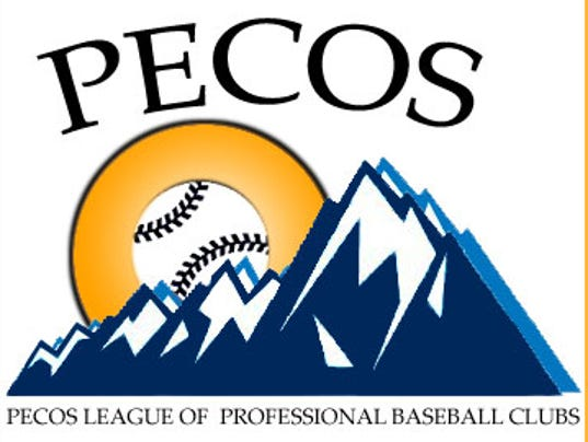 pecos league logo