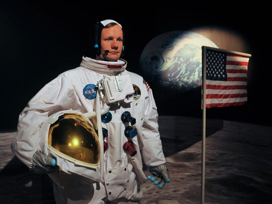 wax museum neil armstrong - photo #17