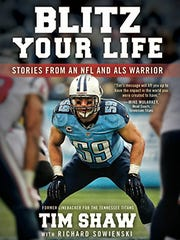 Book on former Titans linebacker Tim Shaw is the subject