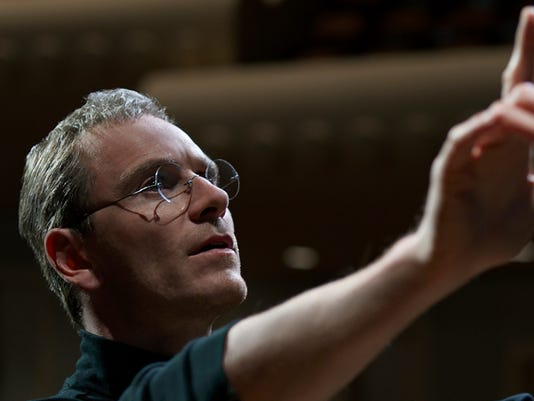 Image result for michael fassbender steve jobs
