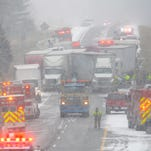 UPDATE: Police identify 2 victims from I-96 pileup