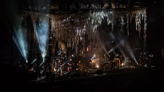 Bon Iver celebrates the 10th anniversary of debut album 'For Emma, Forever Ago' at a sold-out BMO Harris Bradley Center on Saturday, Feb. 17, 2018.