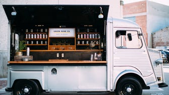 Find Union Wine Co.'s mobile tasting room at festivals in California and Colorado from late June through September, or purchase the canned wines at Cost Plus World Market and Whole Foods.