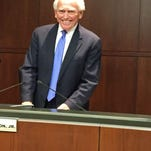 Outgoing Anderson Trustee Jackson lauded at meeting