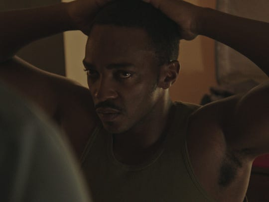 "Anthony Mackie stars in ""Detroit."""
