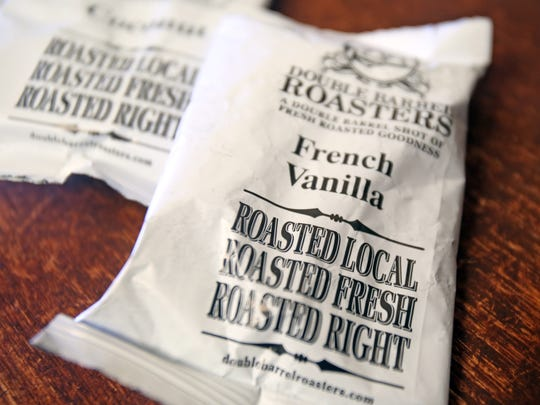 French Vanilla is one of many flavored coffees made at Double Barrel Roasters in Yonkers.