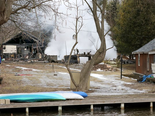 Summit home a total loss