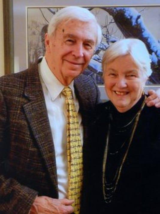Anniversaries: Joseph Stagnitta & Margaret Stagnitta
