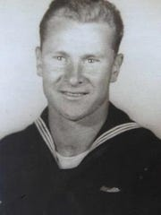 Jack Hamlin was 22 years old on D-Day.