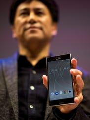 Hideyuki Furumi, Sony vice-president of global sales